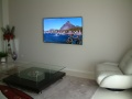 Quality wall mount LCD TV