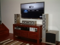 Wall mount LCD TV Gold Coast